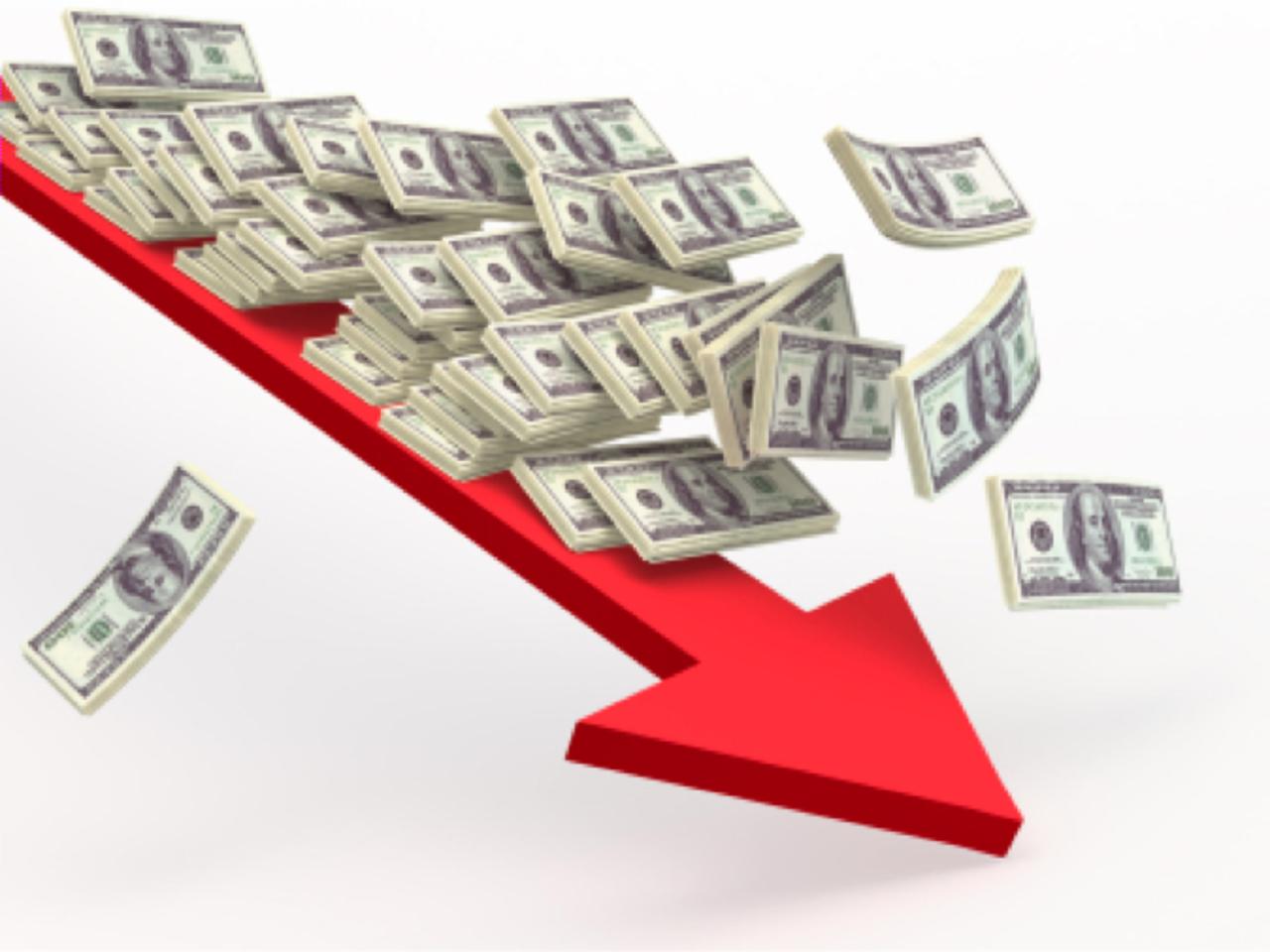Что будет с рублем если доллар обесценится